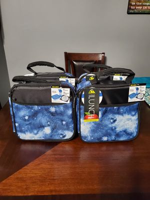 Kids lunch boxes for sale $10 each for Sale in Jersey City, NJ
