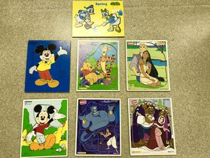 Vintage Disney Puzzles for Sale in Westminster, CO