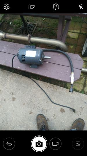 Craftsman electric motor for Sale in Edgewood, MD