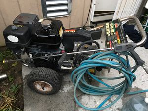 Shark 4000 psi pressure washer. for Sale in San Diego, CA