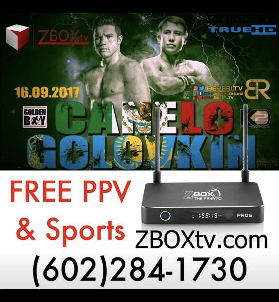 ZBOXtv is the best 4k streaming box for Sale in Phoenix, AZ - OfferUp