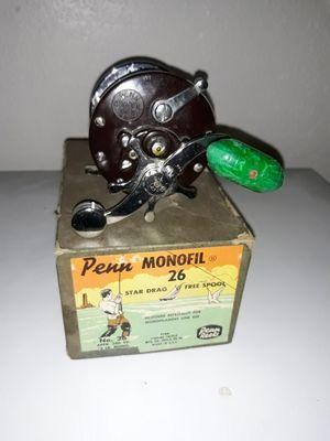 Penn Monofil 26 Fishing Reel for Sale in Apple Valley, CA