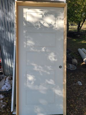 House doors with frame for Sale in Dallas, TX