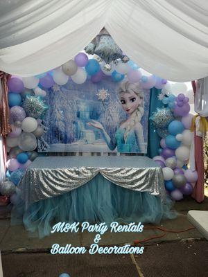 Frozen backdrop for Sale in Los Angeles, CA