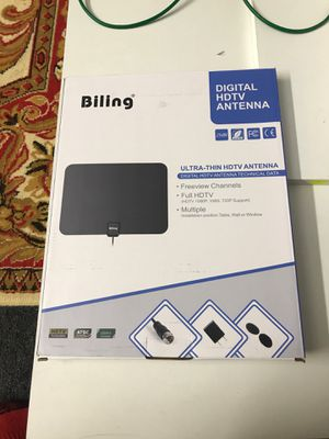 Biling digital HDTV ANTENNA for Sale in Gresham, OR