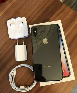 IPhone X for Sale in Coppell, TX