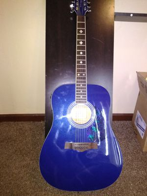 Randy Jackson Studio Series Deluxe Limited Edition Acoustic Electric Guitar 2015 for Sale in St. Louis, MO