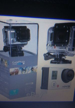 Go pro hero 3 for Sale in Los Angeles, CA