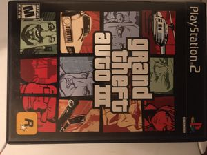 PS2 - Grand Theft Auto 3 for Sale in Hyattsville, MD