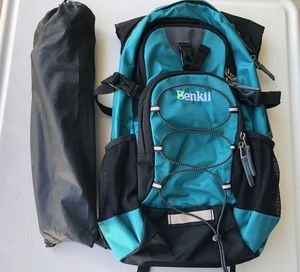 New Hydration backpack with new trekking pole for Sale in Lake View Terrace, CA