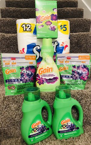 Detergent bundle for Sale in Alpharetta, GA
