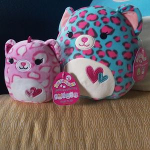 Valentine's Squishmallows for Sale in SeaTac, WA