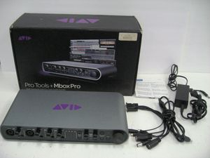 Avid Mbox 3 Pro FireWire Audio Recording Interface for Sale in Los Angeles, CA