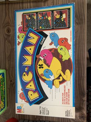 Pac-Man board game for Sale in Mountlake Terrace, WA