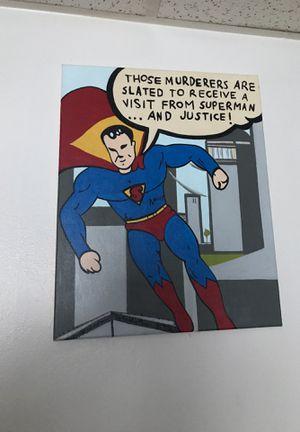 Comic strip paintings for Sale in Cross Lanes, WV