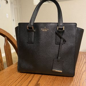 Black Kate Spade Purse for Sale in Atwater, CA