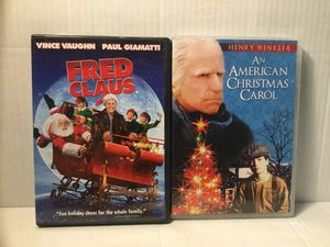 CHRISTMAS DVD's. for Sale in CT, US