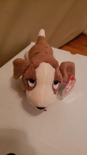 Tracker ( hound dog beanie baby for Sale in East Wenatchee, WA