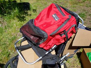 Jansport external Hiking Camping backpack for Sale in Richmond, VA