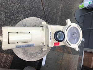 Pentair WhisperFlo WFE-26 Pool Pump 1.5 hp for Sale in Woodway, WA