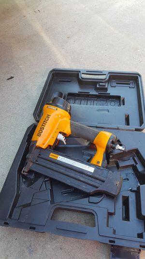 Bostitch finish gun. for Sale in Spartanburg, SC