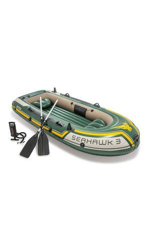 Intex Seahawk 3 Inflatable Boat Series for Sale in Las Vegas, NV