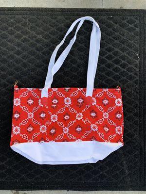 FIRE SALE bandana tote bag for Sale in Anaheim, CA