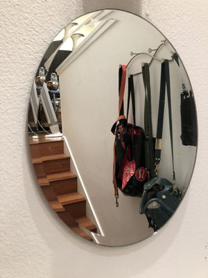 Oval Mirror for Sale in Los Angeles, CA