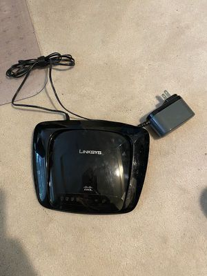 Lynksys WRT160N broadband router for Sale in Sammamish, WA