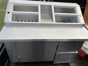 Norlake ice cream topping refrigerator cabinet for Sale in Keizer, OR