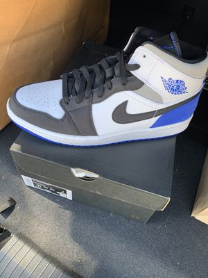 Jordan 1 mid SE union royal size 11 for Sale in Ontario, CA