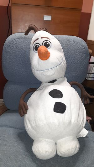 Olaf teddy bear for Sale in Hesperia, CA