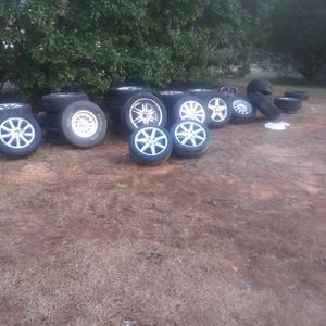 Wheel And Tire Package Mercedes-Benz And More for Sale in Columbia, SC