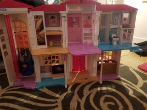 Barbie dream house for Sale in Sanger, CA