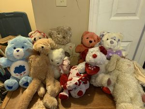 Stuffed Animals $3 ea 10/$20 for Sale in Franklin, OH