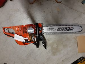 Brand new never used Echo Timberwolf cs-590 big chainsaw for Sale in Fort Lauderdale, FL