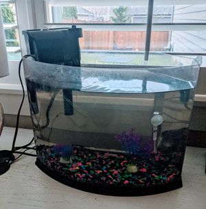 10 gallon fish tank for Sale in Mukilteo, WA
