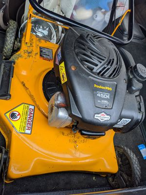 Mulching Lawnmower Works Amazing! POULAN PRO for Sale in Tacoma, WA