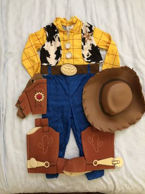Woody Halloween costume for Sale in City of Industry, CA