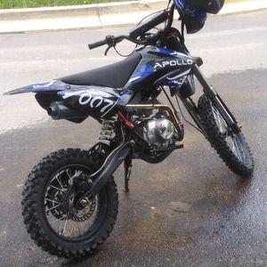 125cc Apollo Dirtbike for Sale in Upper Marlboro, MD