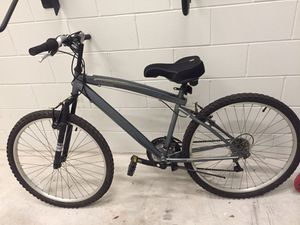 Huffy rival bike 26 tires wide seat for Sale in Boston, MA