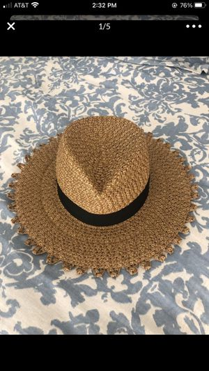 Eric Javits Cannes Squishee Straw Sun Hat for Sale in Westlake, MD