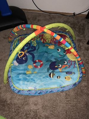 Tummy time play mat for Sale in Gresham, OR