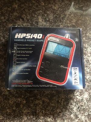HPS140i handheld pocket o scope oscilloscope for Sale in Parkland, WA