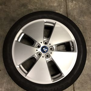 """Factory BMW I3 Wheels And Tires - 19"""" for Sale in Auburn, WA"""