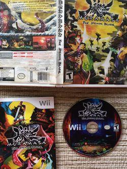Muramasa: The Demon Blade (Nintendo Wii, 2009) Complete CIB Tested for Sale in Murrieta,  CA