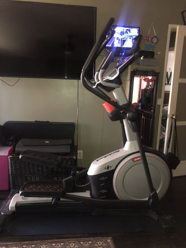 nordictrack elliptical 9.5i
