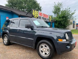 2008 Jeep Patriot for Sale in Houston, TX