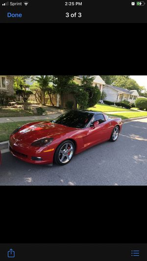 2005 Chevy Corvette for Sale in Capitol Heights, MD