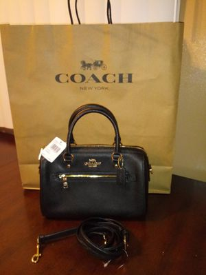 Purse coach for Sale in Bloomington, CA